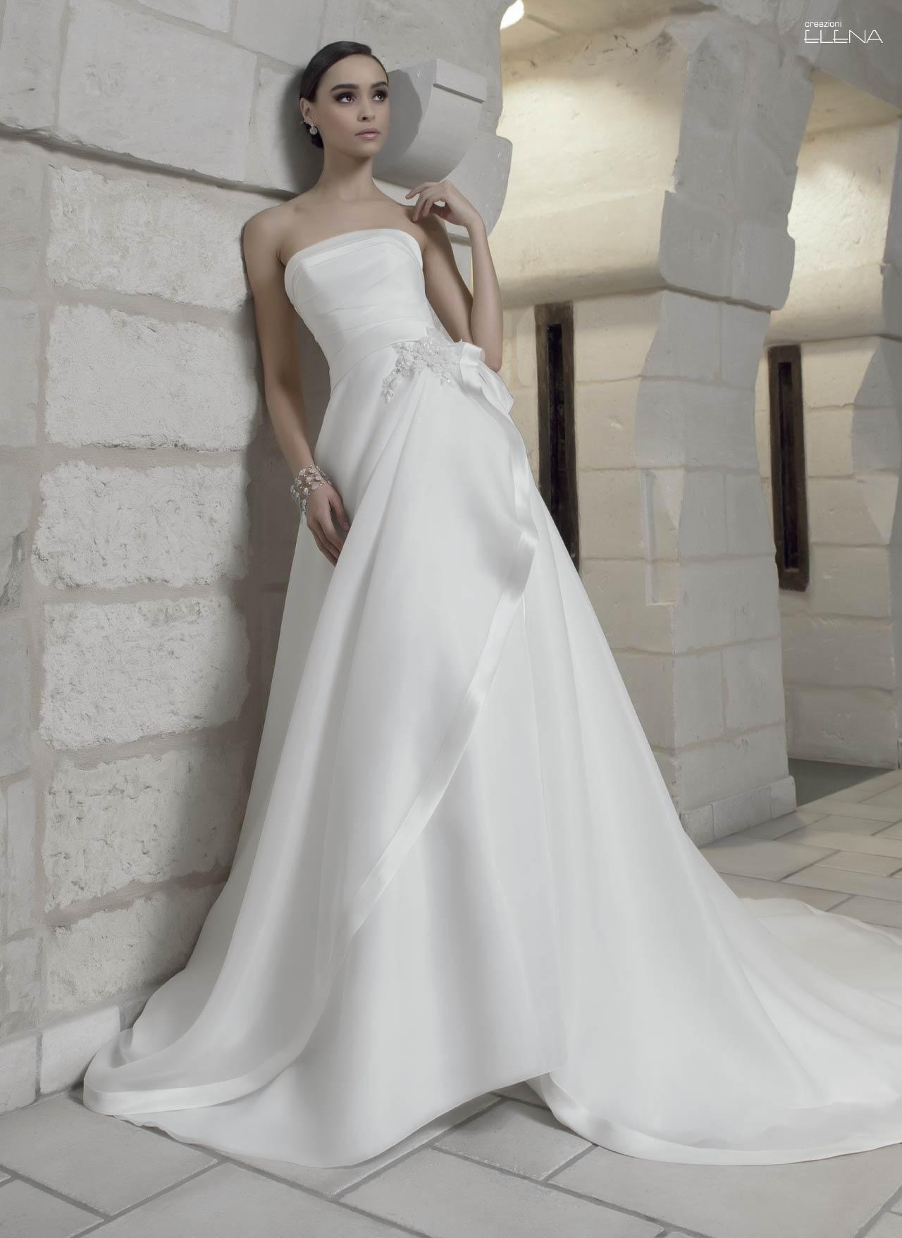 Abiti Da Sposa Jacqueline.Abiti Da Sposa 2018 Jacqueline Da Boutique Velo