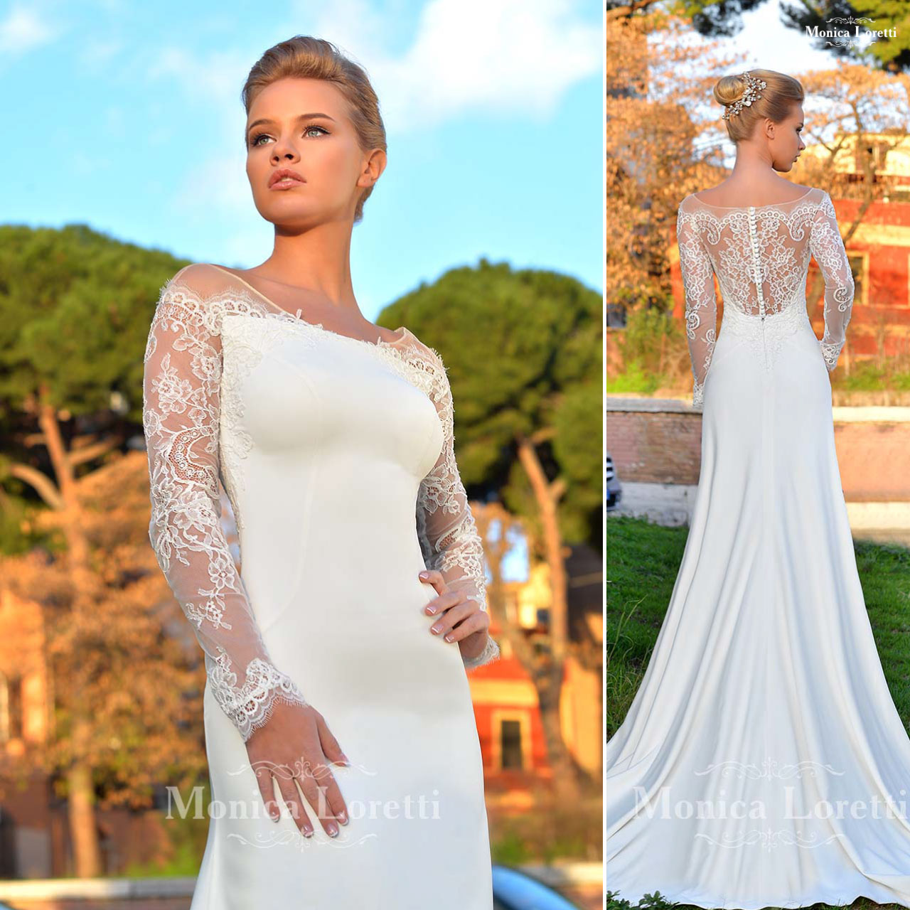 Outlet vestiti da sposa mestre