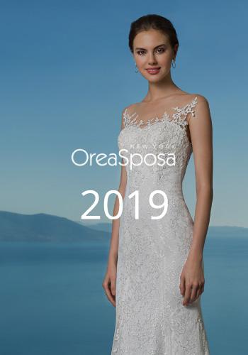 741f907f507f Collezioni abiti da sposa 2019. Collezione Orea Sposa